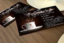 Визитки / Представлены разработки дизайна визиток нашей компанией InStyle Studio