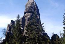 Adrspach - Teplice Rocks