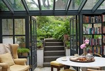 Conservatory/ Covered patios / Ideas