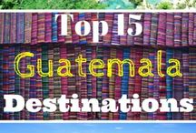 Central America Travel Inspiration / Travel to Central America and visit Belize, Costa Rica, El Salvador, Guatemala, Honduras, Nicaragua, Panama. Everything you need to know for adventure travel, hiking, trekking, and other must-visit destinations Central America. Or, relax on a tropical beach in Central America! Travel guides, travel tips, vacation ideas, and trip itineraries for exploring Costa Rica, Guatemala, Nicaragua, Panama, and more!