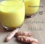 goldene Heilmilch
