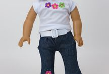 American Girl Doll Pants Outfits / Trendy and Affordable American Girl Doll Pants Outfits