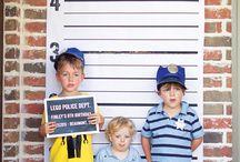 Ashton police party