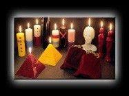 Velas y Velones para rituales / Son velas y velones destinados a cumplir una función, petición. Vienen acompañadas de instrucciones a seguir y del Santo, Orixá, propósito, etc... de su interés o necesidad