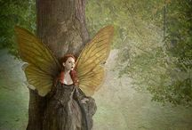 Fairies, Sprites, Nymphs, Dryads, Gnomes, Spirits, Other Magical Creatures / Magical and Mythological Creatures and Spirits