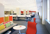 5 Dynamic Office Furniture Trends / http://www.sourceonefurniture.com/5-dynamic-office-furniture-trends/