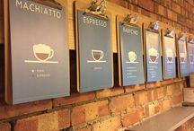 HFco / signage/menu