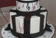 meus bolos falsos decorados