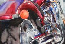 bil /motorsykkel
