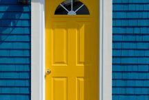 Architectural Details  / Roofs, windows, doors, porches...