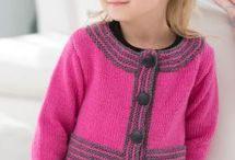 Girls knit