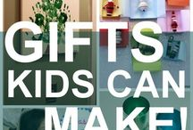 Easy gifts to make