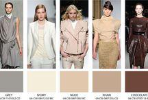 Neutralne stylizacje, kolory