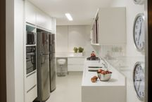 COZINHAS   kitchen  cocinas / . / by Iara Praude