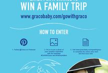 #GoWithGraco Family Getaway / by Miranda Welle
