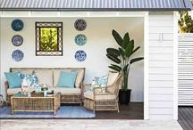 Pool House Ideas / Ideas and inspiration for a pool house