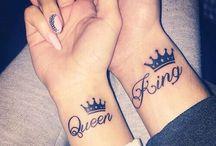 tatuaje en parejas