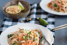 Salad / by Elisakitty's Kitchen