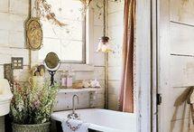 Modern-Vintage bathroom ideas