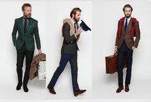 Men's wear / by Kim B