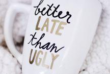 Diy cups