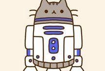 Pusheen Cat / ^_________^