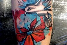 Skin ink  / Tattoos and body art