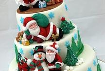 Torte incredibili  per Natale