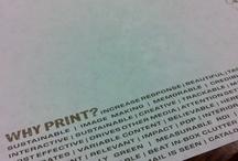 Why Print?