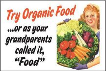 It's All About Organic / Sites that we love focussing on the benefits of buying and eating organic