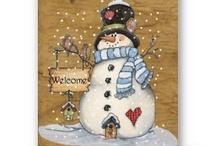 Cards Christmas / by Myra Doxon