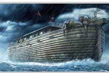 Preppin' My Ark / Preparedness / by Mellon Hollow