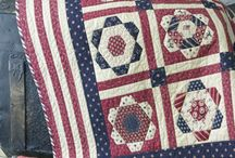 Quilts of Valor assembly ideas