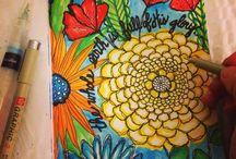 sketchbook peek