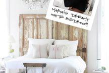 master bedroom reno/make over / by Mandie Hagel