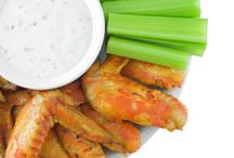 Healthy Game Day Snacks / Snack healthily without compromising taste.