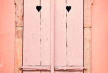 Romantic shutters & windows