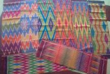 semua tentang kain tenun / tentang kain tenun indonesia