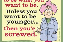Age Related Cartoons