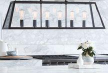 Kitchen/dining lighting