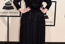 Adele Fashion Style / #Adele #Celebrities #Fashion #Outfits #Style #Looklive