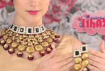 Jewellery / Perfection in a beauty is always refurbished by jewellery, Dressing it.