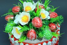 słodkie truskawki