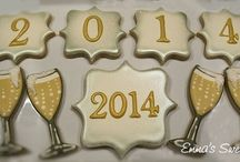 New Years Cookies / by Erin Brankowitz