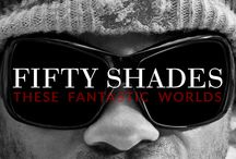 Fifty Shades | These Fantastic Worlds / Welcome to the black, white and interstellar colour of These Fantastic Worlds. With apologies to a certain Mr Hancock...