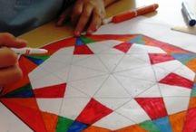 geometrické hraní