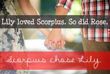 Scorpius and Lily