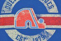 Quebec Nordiques 1972-1995 / Quebec Nordiques WHA,NHL / by Bill Hunter