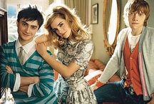 Harry Potter / by Meg Baker