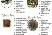 Teas to drink